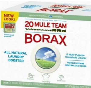 usos del borax