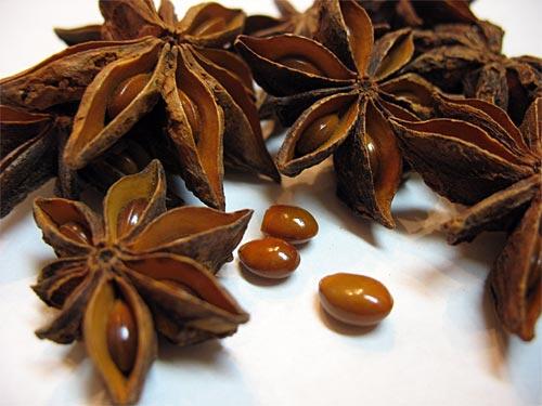 Baños Plantas Medicinales Para El Asma:Star Anise Seed Pods